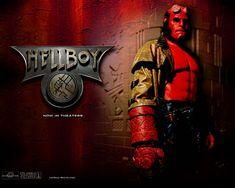 Hellboy, my kind of hero