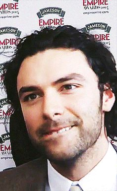 """ Aidan Turner - 2014 Jameson Empire Awards (x) "" Dean O'gorman, Dante Gabriel Rossetti, Aidan Turner Poldark, Lip Biting, Aiden Turner, Eleanor Tomlinson, Out Of Touch, Kili, Irish Men"