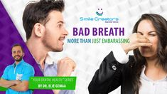 Halitosis| Bad Breath| Causes and Solutions| Smile Creators Dental Clinic