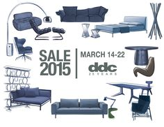 news - ddc Annual Sample Sale Outlet sale is continuing throughout April at 191 Lexington Avenue NYC. Markdowns up to 85% off!