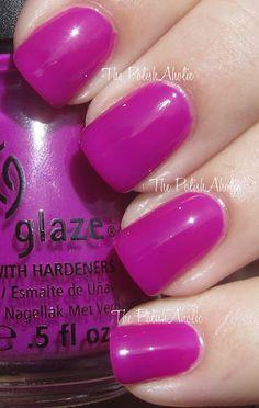 The PolishAholic: China Glaze Under The Boardwalk, Version 2?