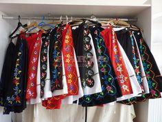 Sukne a zástery – PARTA – Slovenské ľudové umenie Alexander Mcqueen Scarf, Kimono Top, Tops, Women, Fashion, Moda, Fashion Styles, Fashion Illustrations, Woman