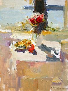 Las rosas de Yalta, Yuri Konstantinov