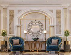 Classic Man, Basel, Blue Velvet, Simple Designs, Behance, Interior Design, Architecture, Luxury, Modern