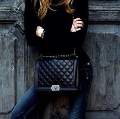 Chanel Boy bag-on my wishlist