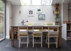 Name: Cathy and Tony Location: Guildford, Surrey, United Kingdom Size: square feet Years lived in: Kitchen Diner Extension, Open Plan Kitchen, New Kitchen, Kitchen Ideas, Bills Kitchen, Kitchen Layouts, Kitchen Family Rooms, Dining Nook, Dining Table