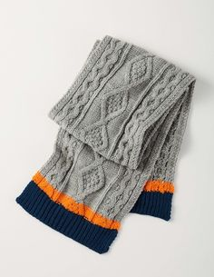 e25111f93cfd1 Knitted Scarf 51042 Hats