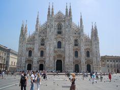 Duomo in Milan 2011