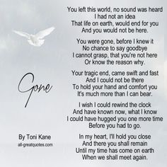 the Lord called you home. Our lives forever changed, all the people who love you were forever changed. We miss you more than words could ever express. We loves you so much papa ! Missing You Quotes, Missing You So Much, Just For You, Dad Poems, Grief Poems, Rip Daddy, Funeral Poems, Miss You Dad, Heaven Quotes