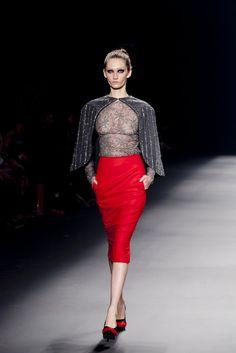 #desfile #moda #spfw #acquastudio #inverno #2014 #trends #tendencias #fashion #anos40