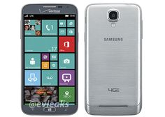 Samsung ATIV SE Windows Phone leaked in a press render with display, quad-core Snapdragon 800 processor, 2 GB RAM and possibly a 13 MP camera. The ATIV SE looks a lot like the Galaxy Mobile Smartphone, Samsung Mobile, Mobile Phones, Smartphone News, Windows Phone, Windows 8, Notebooks, Xbox, Operating System
