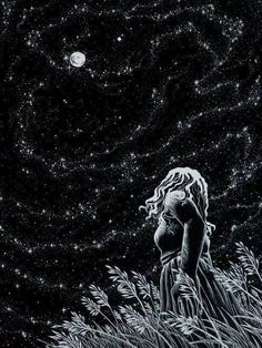 I have loved the stars too fondly ......to be fearful of the night <3
