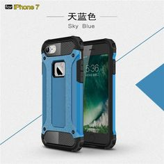 KRY Phone Cases for iphone 7 Case 7 Plus Armor Stand Hard Rugged Impact Coque Cover for iphone 6 Cases 6s Plus SE Case capa