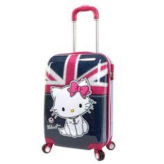 Hello Kitty Luggage Set