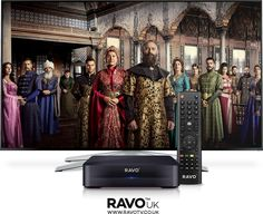 All Arabic Channels on one box! Without a satellite dish with RAVO IPTV. Order online today