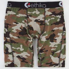 ETHIKA The Staple Boxers #camo #ethika