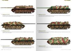 Jagdpanzer IV L/70 (V) profiles. (1191×842)