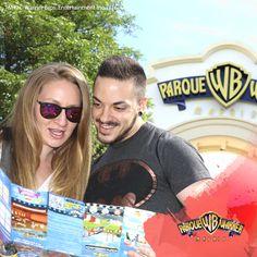 Organiza tu visita antes de comenzar tu aventura. ¡Tienes 5 áreas temáticas por descubrir! Adquiere tu entrada de segundo día consecutivo por 5€ y Parque Warner + Parque Warner Beach 8,90€.