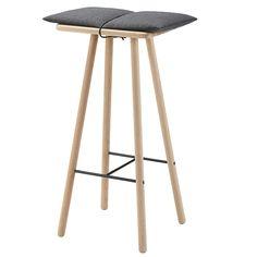 Georg bar stool, high