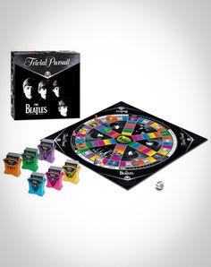 Beatles Trivial Pursuit, $39.99