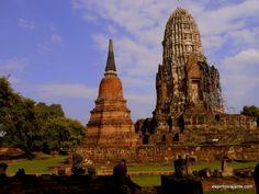 O que visitar em Ayutthaya, Tailândia - Espírito Viajante