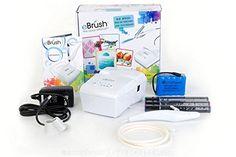 Craftwell - eBrush - Airbrush Marker System at Scrapbook.com