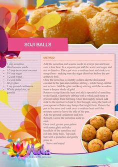 Soji balls