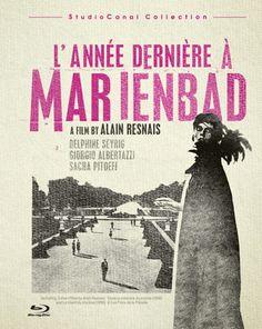 Movie I Love :「去年マリエンバートで」 L'année dernière à Marienbad - Alain Resnais