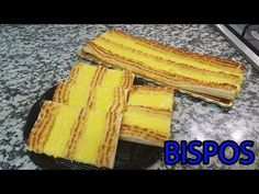 Como Faço Bispos - YouTube Pineapple, Deserts, Food And Drink, Fruit, Vegetables, Youtube, Chip Cookies, Pastries, Tapioca Pudding