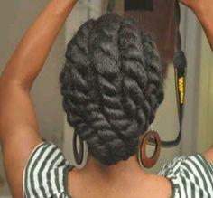 I want these chuncky twists as soon as my natural hair grow out some more