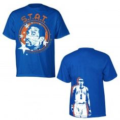 New York Knicks Amar e Stoudemire Soul Star T-Shirt Amar e Stoudemire 8e2ce6c24