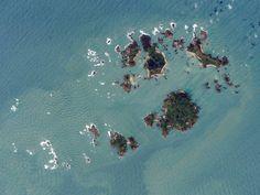 Isles of Scilly. Photo: NASA