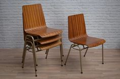 vintage retro teak scandart lounge arm chair mid century pinterest
