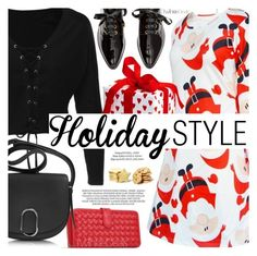 """""""Holiday Style"""" by pokadoll ❤ liked on Polyvore featuring 3.1 Phillip Lim, xO Design, polyvoreeditorial and polyvoreset"""