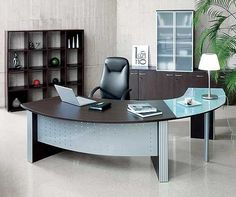 Hanssen's Executive Desk