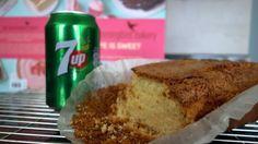 7up cake recipe – super citrusy and light