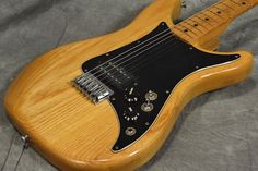 FENDER USA LEAD I REFINISHED Natural  Used Electric Guitar  Free shipping EMS…