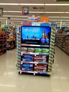 NORVISION - retail industry digital signage