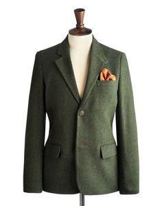 LANGWORTH Mens Heritage Tweed Jacket