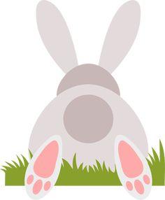 Bunny Behind