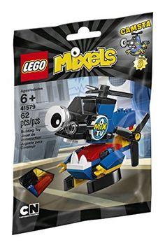LEGO Mixels 41579 Camsta Building Kit (62 Piece) Lego Mixels
