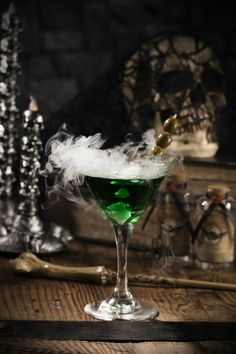 Harry Potter Cocktails: Drinks to Bewitch Your Palate