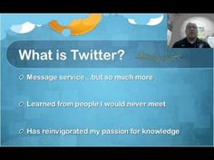 This great little video gives a 3 minute explanation of how teachers can use Twitter.