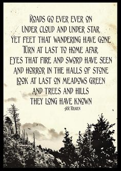 The Hobbit ~ Art ~ Illustration ~ Quotes ~ Poetry