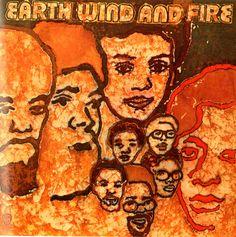 Earth, Wind & Fire – Earth, Wind & Fire (1970) Artwork : Ed Thrasher & Russ Smith Full Album