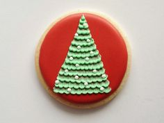 Digital Download – Lesson 13 – Brush Embroidered Christmas Cookies