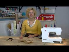 DaWanda DIY: Adventskalender aus genähten Papiertütchen