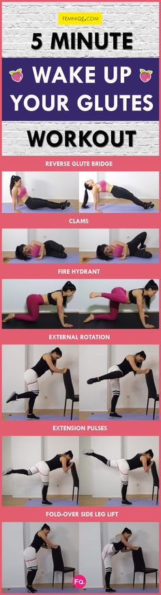 Glute Activation: 6 Exercises To Fire Up Your Butt For Growth Guide) Easy Workouts, At Home Workouts, Butt Workouts, Fitness Workouts, Activate Glutes, Best Kettlebell Exercises, Glute Exercises, Glute Activation Exercises, Heath And Fitness
