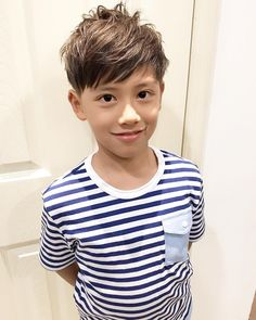 男の子のかっこいい髪型50選☆おしゃれな切り方やアレンジ方法をご紹介! | folk