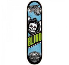 Blind Reaper Crew Blue 8.25